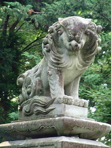 【昭和・戦前】 筑摩神社 長野県松本市