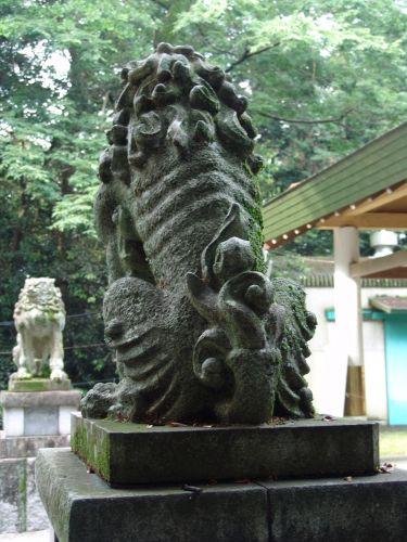 【昭和・戦前】 松坂神社 三重県松阪市