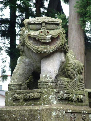 【昭和・戦前】 阿礼神社 長野県塩尻市