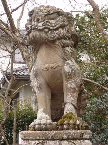 【建て年号不明】島根県松江市