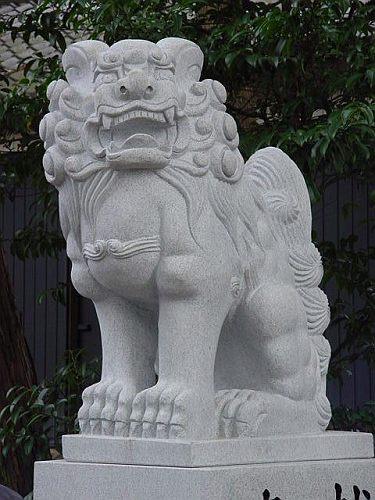【中国製狛犬】 出雲型