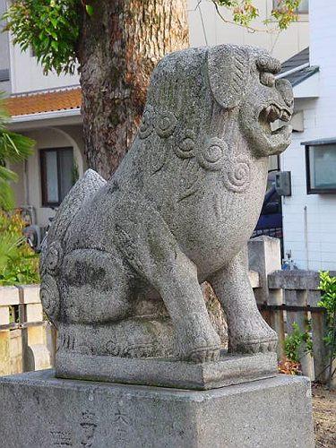 【大正4年】 井田八幡宮  愛知県岡崎市