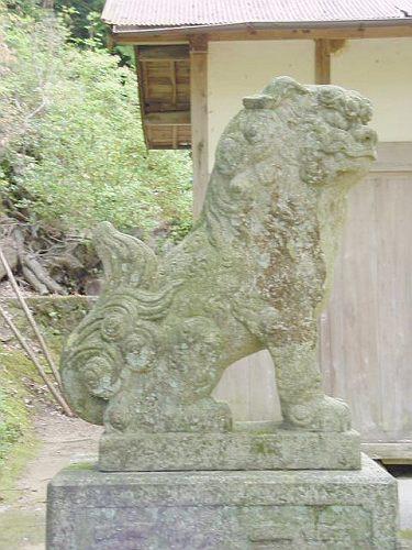 【大正8年】 宮下八幡宮 愛知県岡崎市