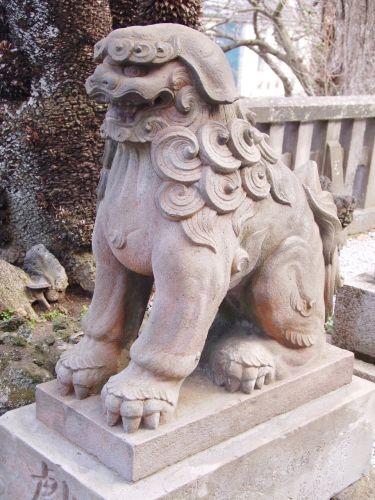 【天明年(1786年)】 叶神社 横須賀市西浦賀