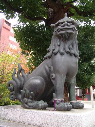 【元和元年(1616)】 御霊神社 大阪市中央区