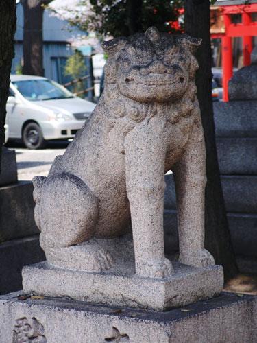 【天明元年(1781年)】 住吉神社 名古屋市熱田区