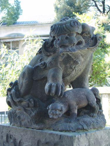 【文政13年(1830年)】 千住神社 東京都足立区