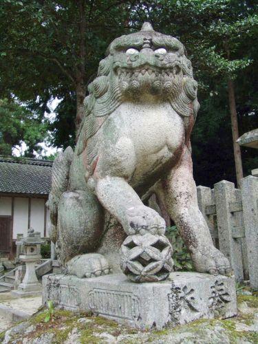 【明治14年(1881年)】 八幡神社(南小松) 滋賀県滋賀郡
