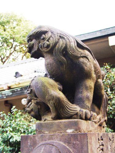 【明治17年3月(年)】 品川神社 東京都品川区