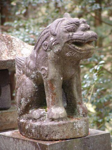 【明治20年(年)】 白山神社 長野県大桑村