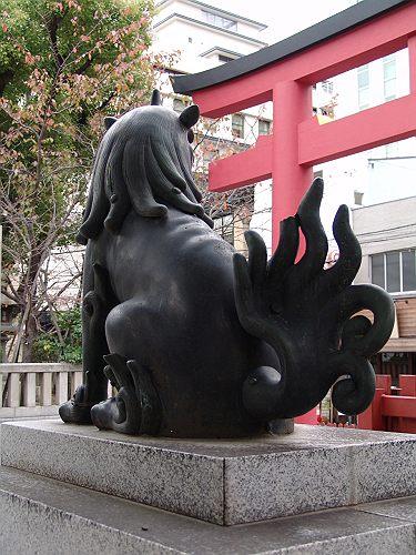 【元和元年(1616年)】 御霊神社 大阪市中央区