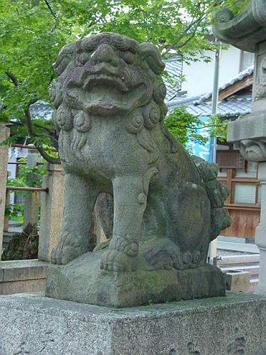 【天保3年 (1832年)】 春日神社 桑名市