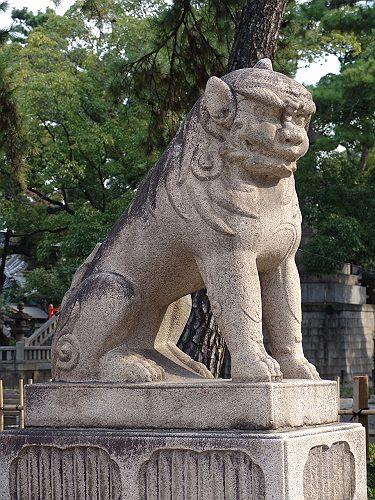【元文元年(1736年)】 住吉大社 大阪市住吉区